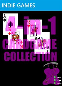 4-in-1 Cardgame Collection