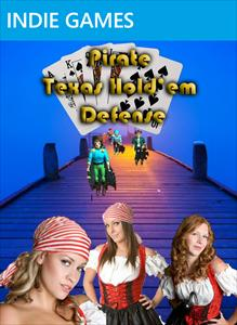 Pirate Texas Holdem Defense