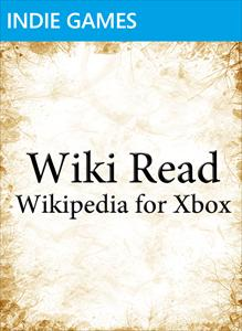 Wiki Read: Wikipedia for Xbox