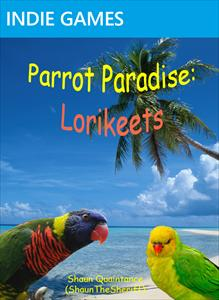 Parrot Paradise: Lorikeets