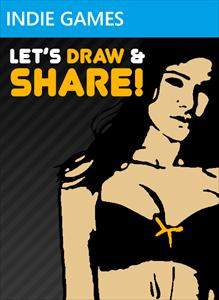 Let's Draw & Share!