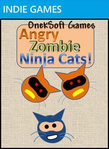 Angry Zombie Ninja Cats