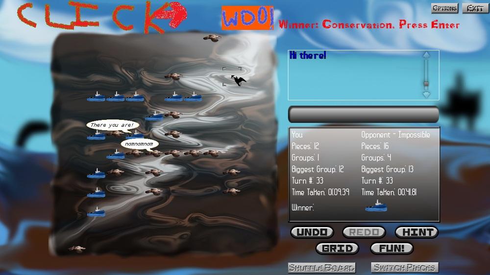 Fun in the Gulf Screenshot