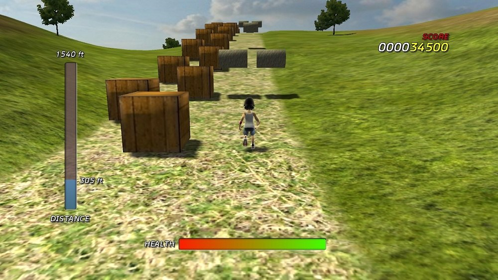 Extreme Jogging Screenshot