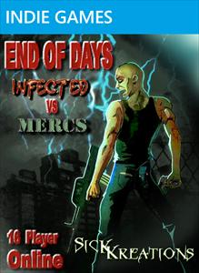 End Of Days: Infected vs Mercs