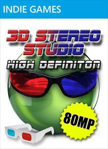 3D Stereo Studio