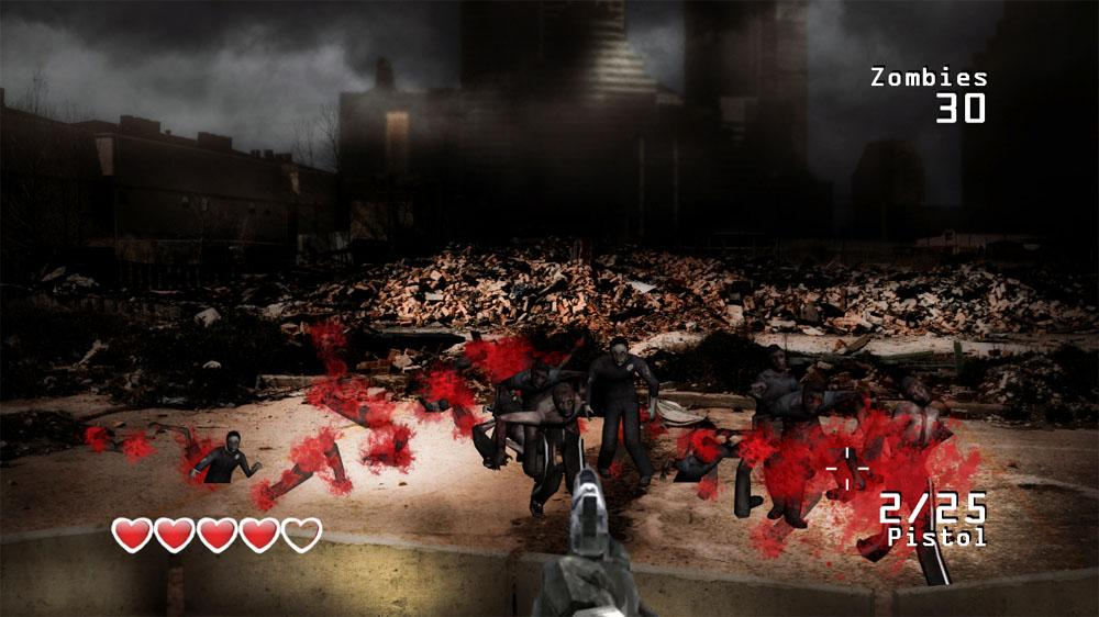 Zombie Invasion Screenshot