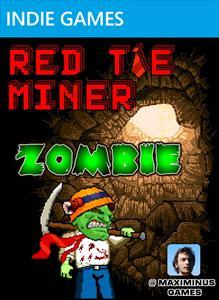Red Tie Miner Zombie