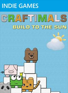 Craftimals: Build to the Sun