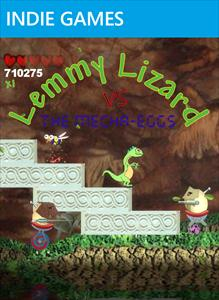 Lemmy Lizard vs The Mecha-Eggs