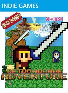 Retro Arcade Adventure