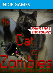 My Cat vs Zombies Ep I