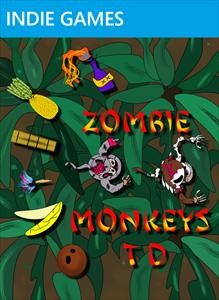 Zombie Monkeys TD