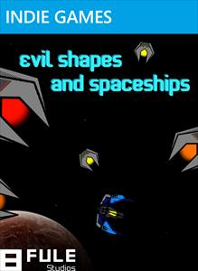 evil shapes and spaceships