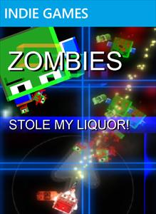 ZOMBIES Stole My Liquor!
