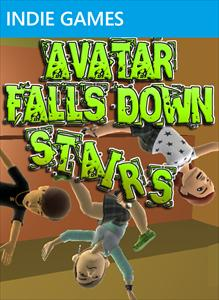 Avatar Falls Down Stairs