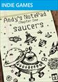 Andy&#39;s Notepad [Saucers]