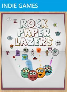 Rock, Paper, Lazers