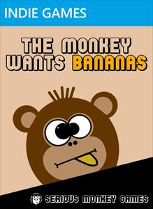THE MONKEY WANTS BANANAS