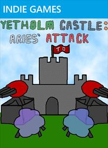 Yetholm Castle Aries Attack
