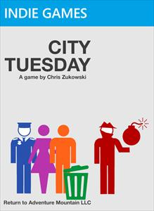 City Tuesday