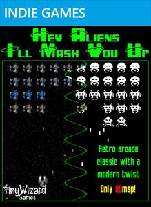 Hey Aliens: Ill Mash You Up!
