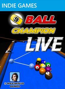 9 Ball Champion LIVE