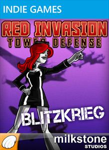 Red Invasion: TD Blitzkrieg