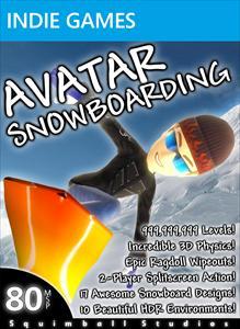 Avatar Snowboarding