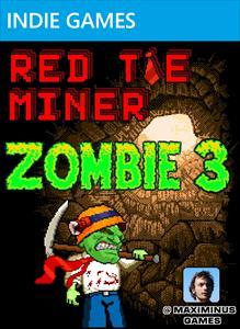 Red Tie Miner Zombie 3
