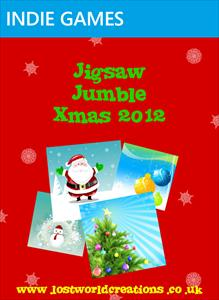 Jigsaw Jumble Xmas 2012