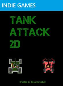 Tank Attack 2D