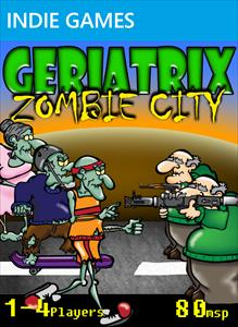 Geriatrix - Zombie City