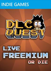 DLC Quest Live Freemium or Die
