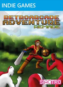Retro Arcade Adventure Remade