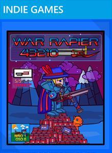 War Rapier 43210
