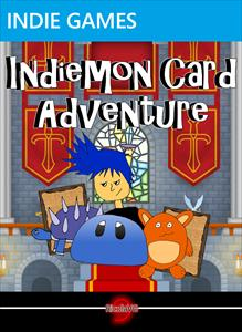 Indiemon Card Adventure