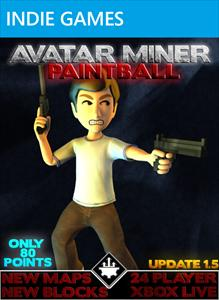Avatar Miner Paintball