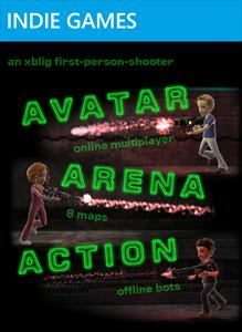 Avatar Arena Action