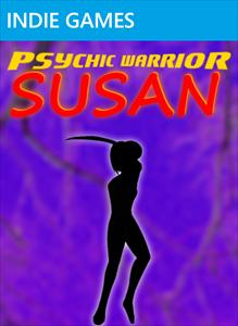 Psychic Warrior Susan