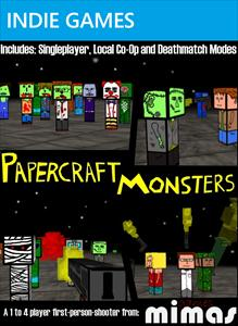 Papercraft Monsters