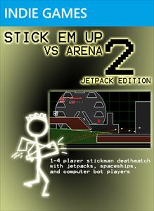 Stick'EmUp Arena 2: jetpacks!