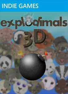 Explodimals 3D