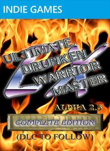 ULTIMATE DRUNKEN WARRIOR