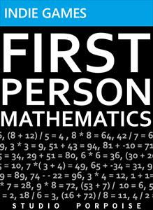 First-Person Mathematics
