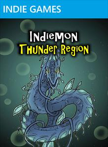 Indiemon Thunder Region