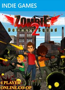 Zombie Defense Squad 2 -- Zombie Defense Squad 2