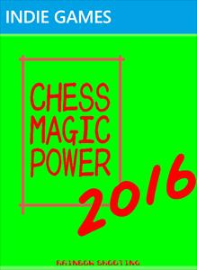 CHESS MAGIC POWER 2016
