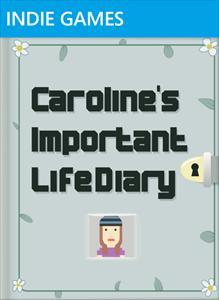Caroline's Important LifeDiary