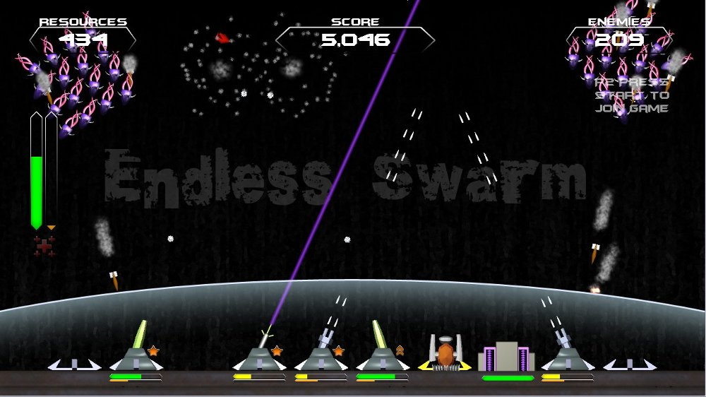 Image from Endless Swarm
